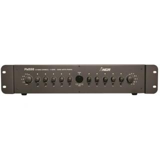Amplificador de Áudio NCA PW550 10 Canais 300 Watts RMS