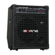 Amplificador de Contrabaixo Borne Impact Bass CB150 150 Watts RMS Preto