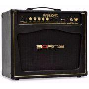 Amplificador de Guitarra Borne Warrior 50 Signature Cacau Santos 50 Watts