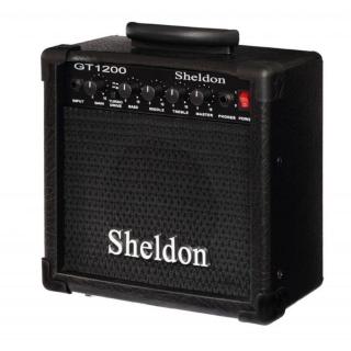 Amplificador de Guitarra Sheldon GT1200 15 Watts RMS
