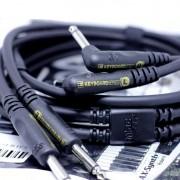 Cabo de Áudio MAC Cabos P10 + P10 Keyboard Duplo 3,05 Metros KBD10B