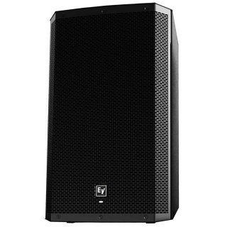 "Caixa Acústica Ativa 12"" EV ZLX12P 1000 Watts Electro Voice"