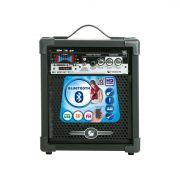 "Caixa Multiuso Ativa Frahm 50W RMS 6"" MF200 Bluetooth"