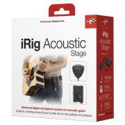 Captador IK iRig Acoustic Stage