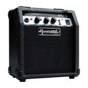 Amplificador para Guitarra Ronsani GT-10 com afinador 10W RMS