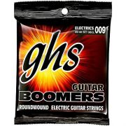 Encordoamento Guitarra 6 Cordas GHS Boomers 009 GBCL