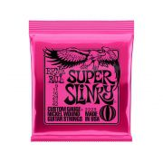 Encordoamento Guitarra Ernie Ball 009 Super Slinky