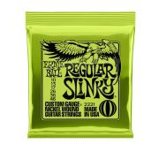 Encordoamento Guitarra Ernie Ball 010 Regular Slinky