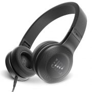 Fone de Ouvido JBL E35 On Ear Dobrável Preto