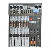 Mesa 8 Canais Soundcraft SX-802FX USB