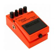 Pedal Boss Mega Distortion MD-2 para Guitarra