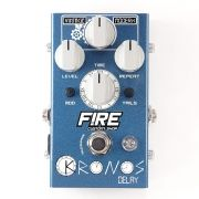 Pedal para Guitarra Kronos Delay Fire Custom Shop