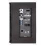 Caixa de Som Acústica Ativa Donner Saga 12A 2V TI 250 Watts RMS