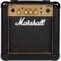 Cubo Amplificador Marshall MG10GF Gold com 10 Watts RMS para Guitarra