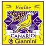 Encordoamento Violão Aço Giannini Canário Com Chenilha GESW