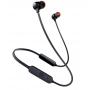 Fone de Ouvido sem Fio JBL Tune 115BT Pure Bass Bluetooth com Microfone integrado Preto