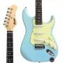 Guitarra Strato Memphis by Tagima MG-30 SBLS Sonic Blue Satin