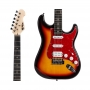 Guitarra Stratocaster PHX Power ST-H 3TS Sunburst