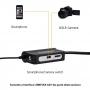 Interface Comica Linkflex AD1 com XLR e P2
