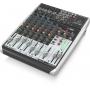 Mesa de Som Behringer XENYX Q1204 USB 12 Canais