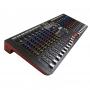 Mesa de Som K Audio 16 Canais MP1610 com USB, BT e Efeitos