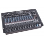 Mesa de Som LL 12 Canais Starmix S1202D Bluetooth