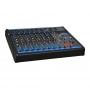 Mesa de Som Oneal 8 Canais OMX8 USB + Auxiliar para CD/DVD/MP3
