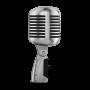 Microfone com Fio Shure 55SH Series II Clássico para Voz