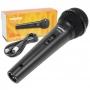 Microfone com Fio Shure SV200 Cardioide 2 Anos de Garantia