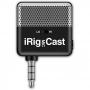 Microfone para Smartphone e Tablet IK Irig Mic Cast