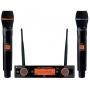Microfone sem Fio Kadosh K482M UHF Multicanal