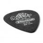 Palheta Dunlop 0.60MM Tortex Standard Pitch Black