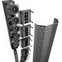 Sistema PA Portátil EV Evolve 30M 1000 Watts Ativa com Mesa Digital de 8 Canais Integrada