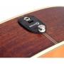 Violão Elétrico Aço Crafter Folk com Cutaway DE 7/N Natural Satin