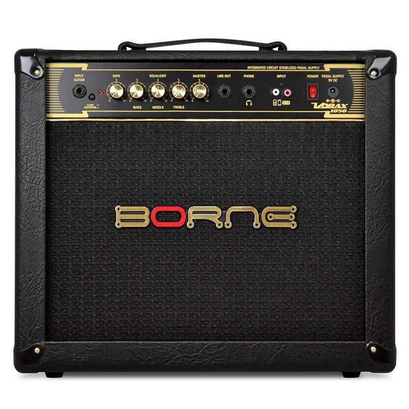 Amplificador de Guitarra Borne Vorax 1050 50 Watts