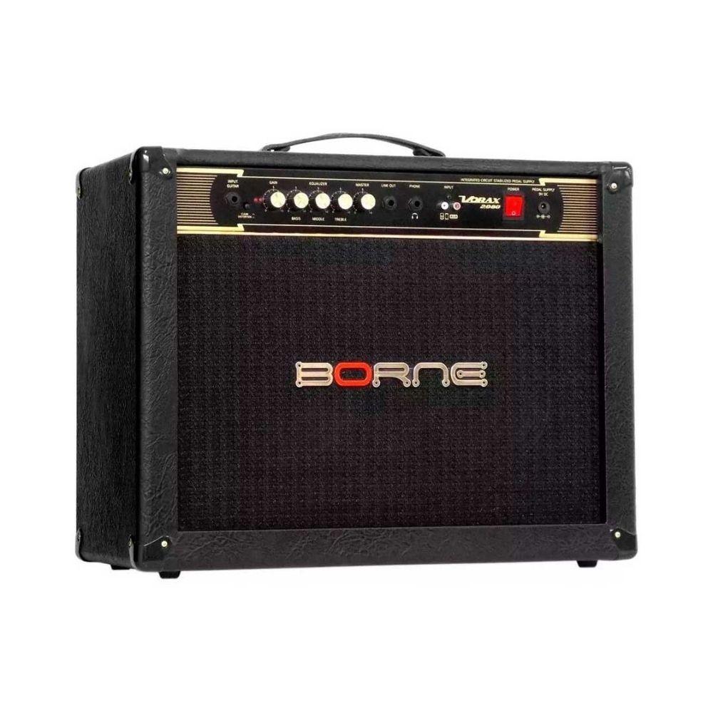 Amplificador de Guitarra Borne Vorax 2080 60 Watts