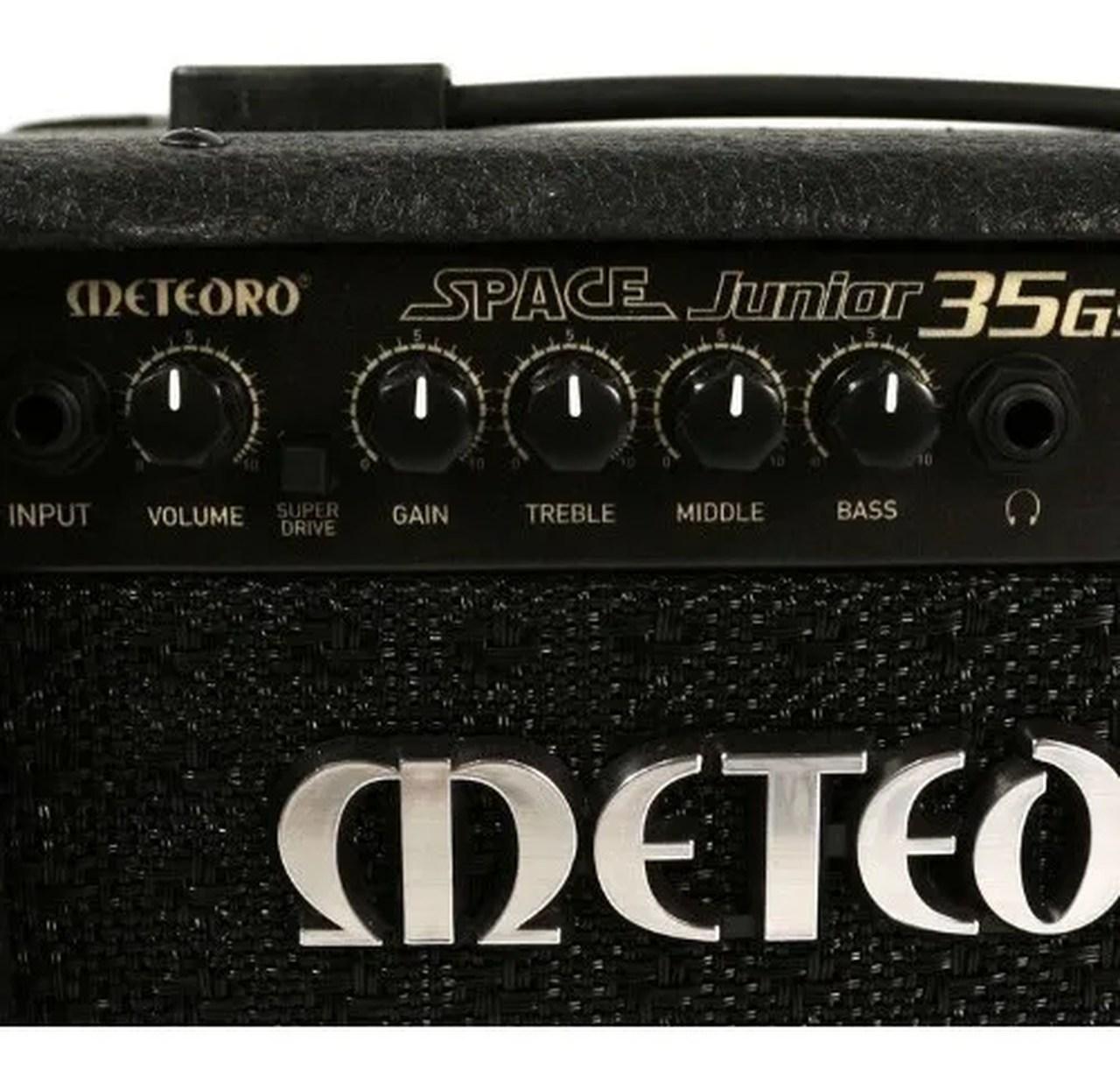 Amplificador de Guitarra Meteoro Space Junior 35GS 35 Watts