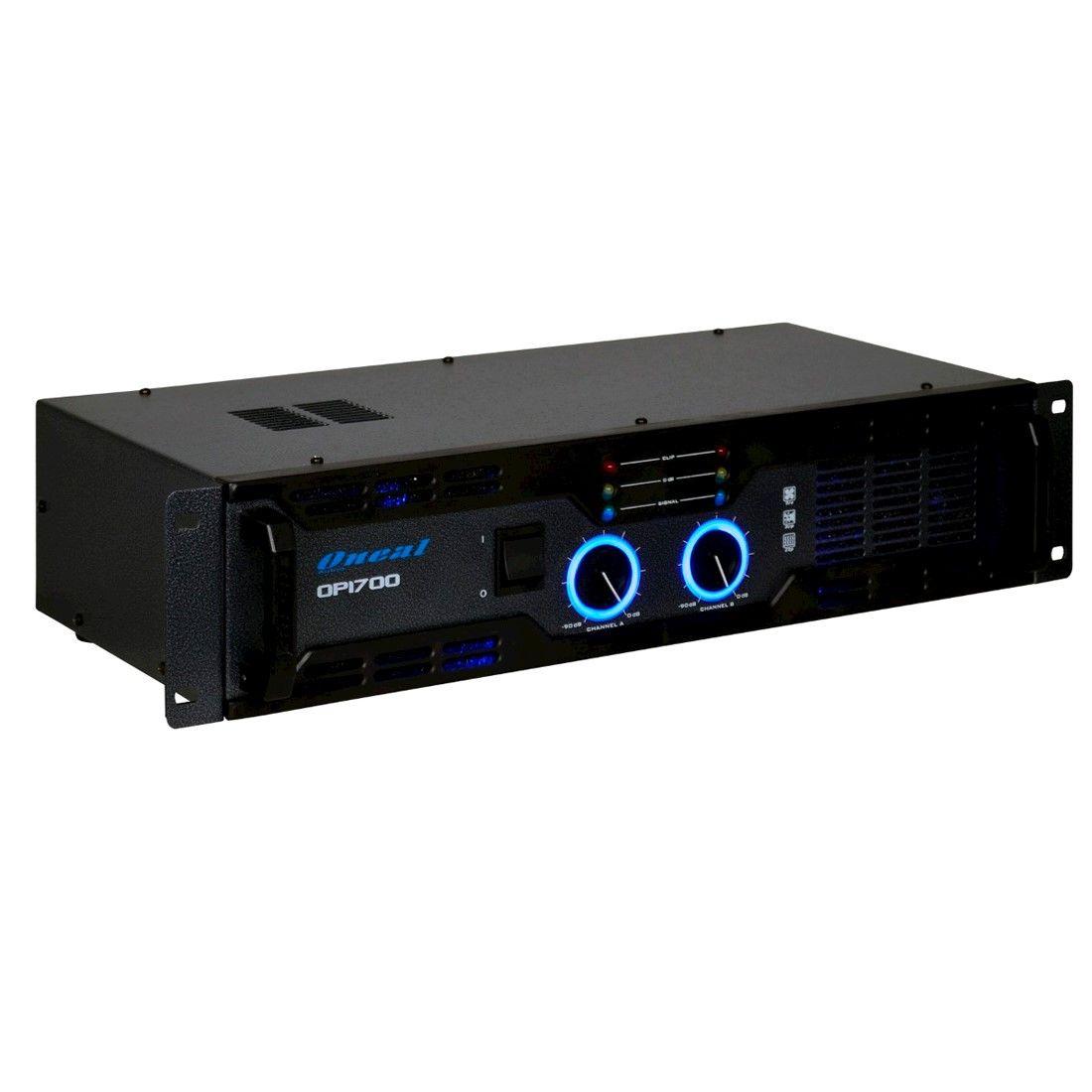 Amplificador Potencia Oneal OP-1700 220W