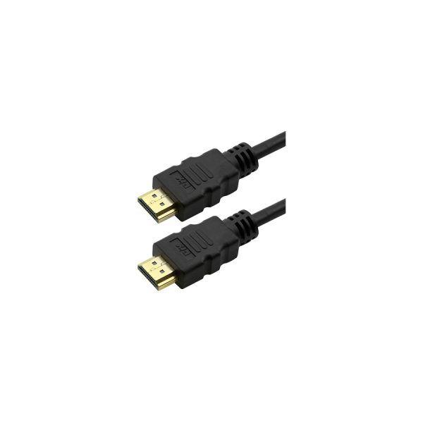 Cabo HDMI 2.0 Gold 8 Metros PIX - 4K HDR 19 Pinos Premium