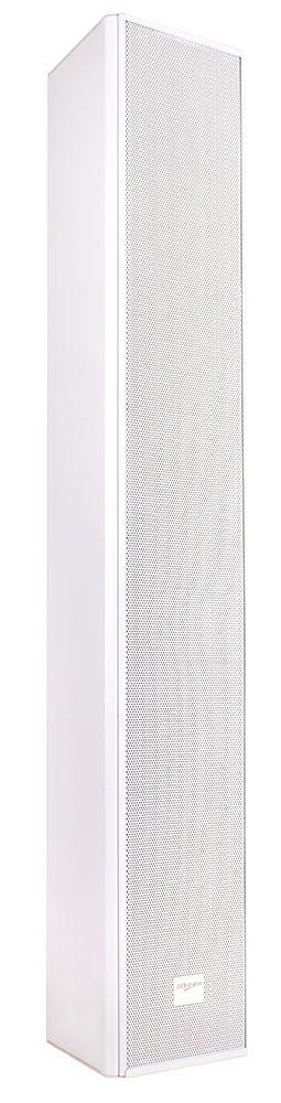 """Caixa Acústica 4"""" Passiva Donner Torre 8x4 C825 200W Branco"""