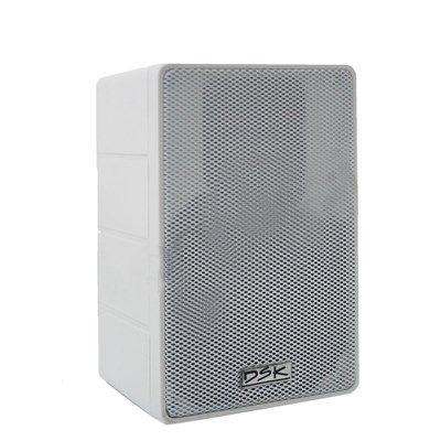 """Caixa Acústica 4"""" Passiva DSK DSK-1500 30W Branco"""