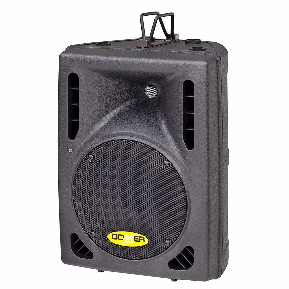 """Caixa Acústica Ativa 8"""" Donner CL100A Bluetooth 100W RMS"""
