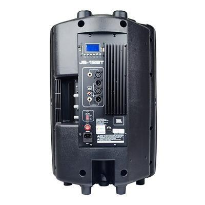 "Caixa de Som Acustica Ativa JBL 12"" 150W JS12BT USB, Bluetooth"
