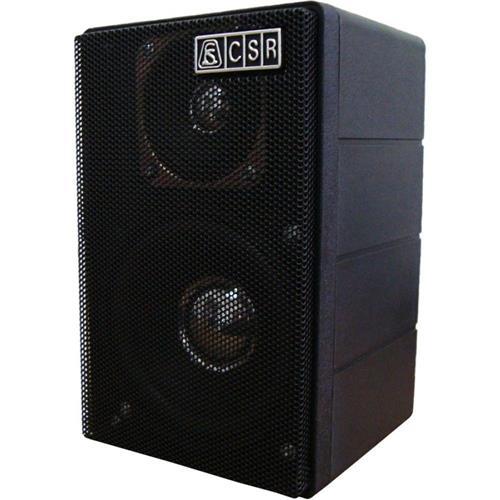 Caixa Acústica Passiva CSR CSR75M Preta 40W RMS Unidade
