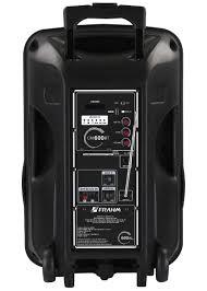 Caixa Ativa Multiuso Frahm CM600 BT 200W RMS
