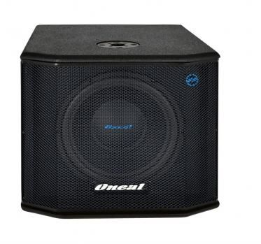 Caixa Subwoofer Oneal Ativo OPSB 2112 200W RMS