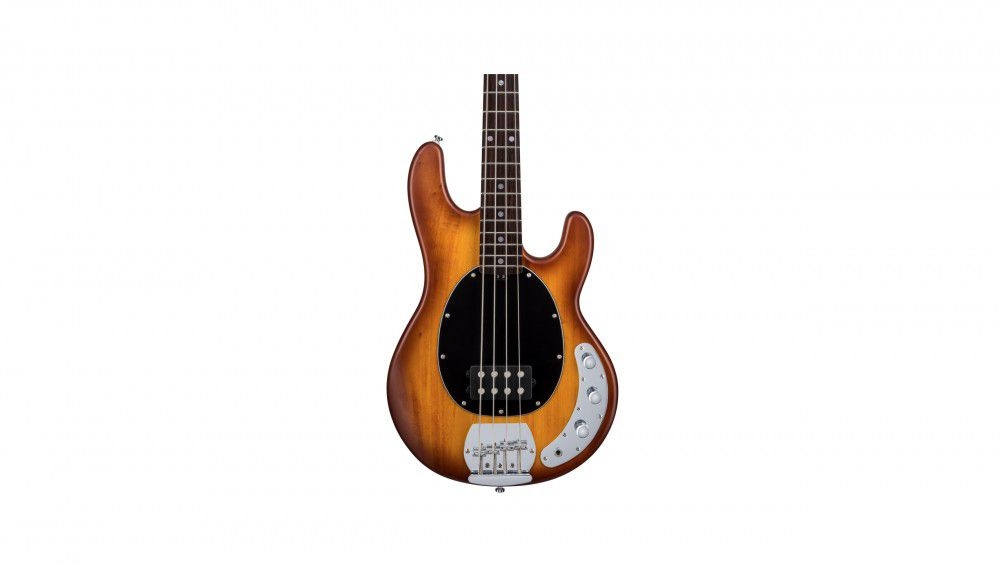 Contra Baixo Sterling 4 Cordas Sub Ray Honeyburst Satin