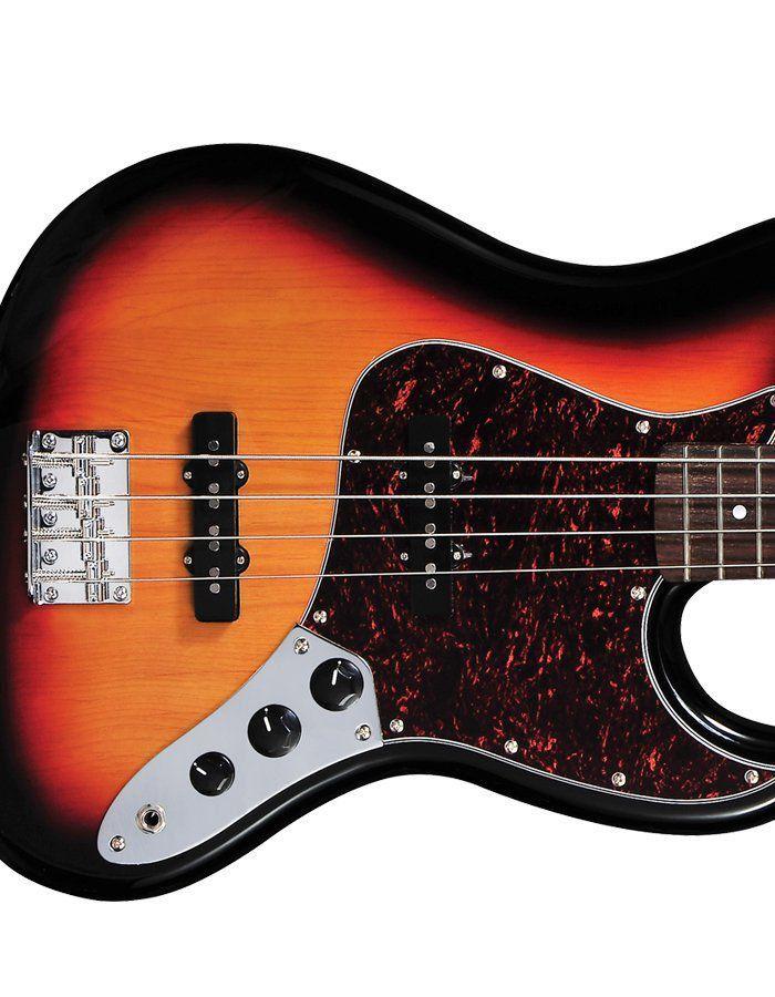 Contrabaixo Tagima TW73 Jazz Bass Woodstock 4 Cordas Sunburst