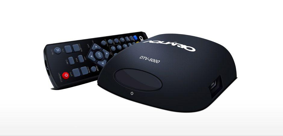 Conversor Digital e Gravador Aquário DTV-5000