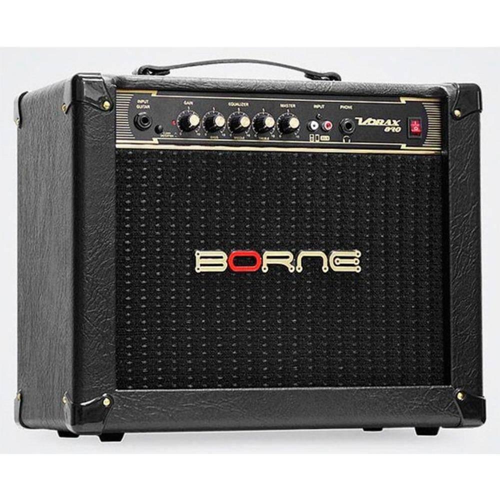 Amplificador para Guitarra Borne Vorax 1250 50W